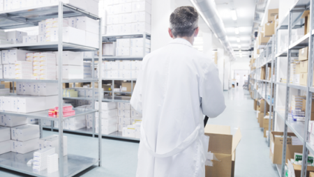 Pharmaceutical Distribution Companies software